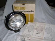 Vintage Kenco 875-N Super 8 Sealed Beam Movie Light