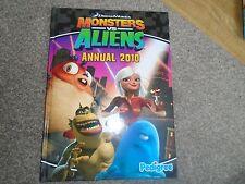Monsters V Aliens Annual 2010