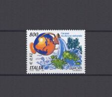 ITALY, EUROPA CEPT 2001, WATER THEME, MNH
