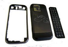 CARCASA Cubierta de Batería Fascia Teclado Central Chasis Para Nokia N97 Mini Brown UK