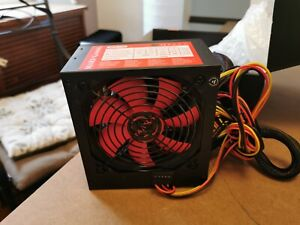 MARS GAMING 750 Watt power supply. Upgraged, Like new