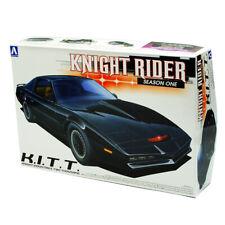 Knight Rider KITT Pontiac Firebird Trans Am Season One Kit Bausatz 1/24 Aoshima