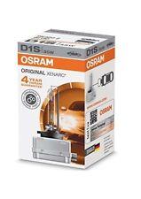 66140 LAMPADA OSRAM XENON D1S 35W ORIGINAL 4150 KELVIN GARANZIA 4 ANNI  2 PEZZI