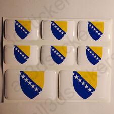 Pegatinas Bosnia y Herzegovina Escudo de Armas Pegatina Vinilo Adhesivo Resina