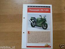 FM31- KAWASAKI ZX-12R INFO MOTORCYCLE,MOTORRAD,MOTORFIETS