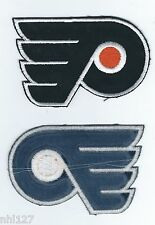 PHILADELPHIA FLYERS Team Logo Licensed Sew On Jersey Patch NHL All Star Game
