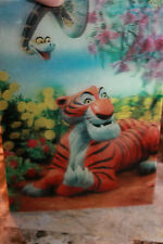 VINTAGE 3D Jungle book  POSTCARD 1960's 4.25x6 NICE Disney thick