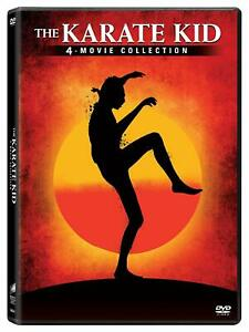 Karate Kid Collection (4 Dvd) SONY PICTURES