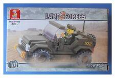 Costruzioni militari Sluban Land Forces auto automobile jeep prowl car