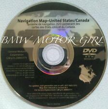 2007-2011 Escalade Acadia Enclave Outlook Traverse Equinox Navigation DVD 8.3