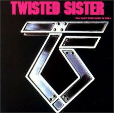 You Can't Stop Rock 'N' Roll - Twisted Sister (1990, CD NIEUW)