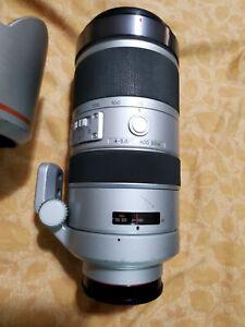 Sony Camera Lens Model # SAL70400G