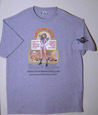 Wrestling Queen Movie Mid-South Wrestling Shirt 4-XL