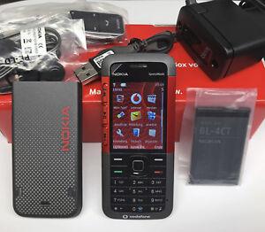 NOKIA 5310 XPRESSMUSIC HANDY MOBILE PHONE BLUETOOTH KAMERA MP3 EDGE UMTS NEU NEW