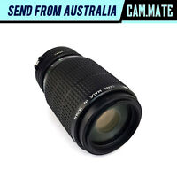 Canon FD 75-200mm F/4.5 Zoom Lens Macro Manual [Fungus, working order] C3093