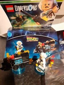 Lego dimensions back to the future 71230
