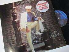 "Gary Numan-White Boys And Heroes-BEG81T-Vinyl-12""-Single-Record-1980s"