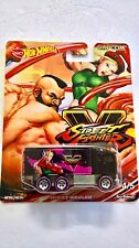 NEW Hot Wheels CAPCOM Street Fighter 4/5