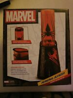 NIB Marvel Comics Spider Man Personal Blender w/25 oz. Tritan bottle. On-the-go