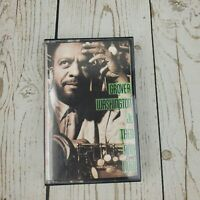 Grover Washington Jr. Then and Now cassette