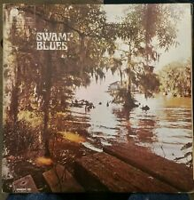 """SWAMP BLUES"" RARE BLUE HORIZON SILAS HOGAN HENRY GRAY UK 2-LP"