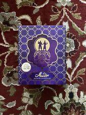 Disney Broadway Aladdin Musical Snow Globe Collectible NEW- Plays Friend like Me