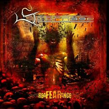 "Scornage ""reaFEARance"" CD [FINEST OLD SCHOOL THRASH METAL FROM GERMANY]"