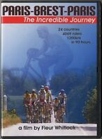Paris - Brest - (DVD 2003 Ciclismo Ride) Fleur Whitlock & Simon Doughty Nuevo
