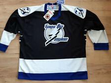 TAMPA BAY! CCM! NHL shirt trikot maglia jersey camiseta kit! NEW! XL - adult#