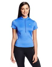 Pearl Izumi Ultrastar Short Sleeve Women's Cycling Jersey 11221401 Blue X-Large