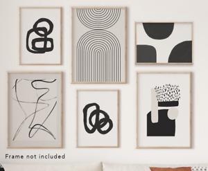 Modern Abstract Print, Neutral image, Modern Abstract print, Modern wall art