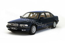 OTTO MOBILE BMW E38 750 iL Blue 1:18 LE 2000 pcs! Last Pcs Left!