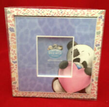 BLUE NOSE FRIENDS BINKY THE PANDA PHOTO PICTURE FRAME GIFT - ME TO YOU BEAR