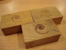 Cardas Golden Cuboids Myrtle Wood Blocks Set of 6 Small