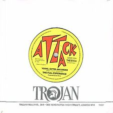 """attack 7"""":FULL EXPERIENCE-young gifted & broke  (Lee Perry produced) (hear)"""