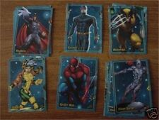 2005 Toy Biz Marvel Figure Factory Series 1 Card Singles