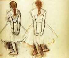 1881 Etude Pour La Petite Danseuse A4 Print