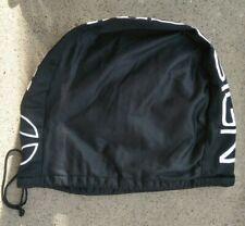 Momo Black Drawstring Motorcycle / Scooter Helmet Bag Good Condition