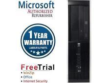 Refurbished HP 6300 PRO SFF Intel Core i5 3470 3.2G / 8G DDR3 / 120G SSD+2TB / D