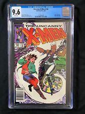 Uncanny X-Men #180 CGC 9.6 (1984) - SUPER RARE Newsstand Edition!