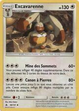 Pokemon - Excavarenne X2 - Peu commune - SL6 - 98/131 - VF Français