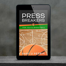 Press Breakers for Youth Basketball Booklet, Tips, Drills, Plays - Download
