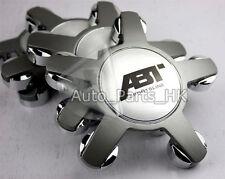 4 x Cache Jante moyeux Centre de roue - Audi A4 A5 A6 A8 Q5 RS SLINE Tuning ABT