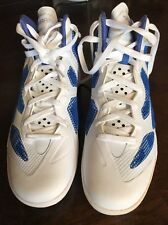 Nike Zoom Hyper Fuse Size 10.5 White And Blue