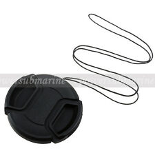 40.5mm Snap On Lens Cap Cover For Sony,Nikon,Olympus,Pentax,Panasonic,Fuji DSLR