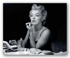 Marilyn Monroe Lipstick Sam Shaw Actress Art Print 24x36