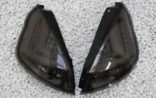Vetro Chiaro LED Bar Set Luci Posteriori Ford Fiesta VI mk7 08-FRECCE LED Black Smoke