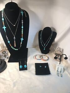 Turquoise lot -3