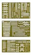 HASEGAWA IJN Aircraft Carrier Akagi Detail-Up Parts Super 1/350 No. 40071 JAPAN