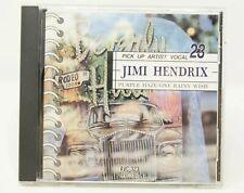 rare JIMI HENDRIX Japanese Import CD (no Obi) ~ Purple Haze + One Rainy Wish